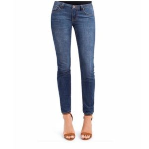 CAbi ruby jean river wash style #750 size 8